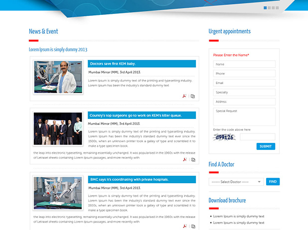 Healthcare Industry Website Design Case Study   Digital Republik