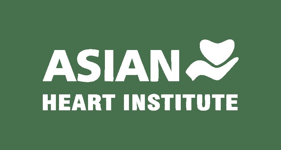 asian heart logo